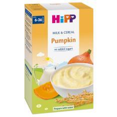Bột sữa và rau củ dinh dưỡng HiPP – bí đỏ 250g