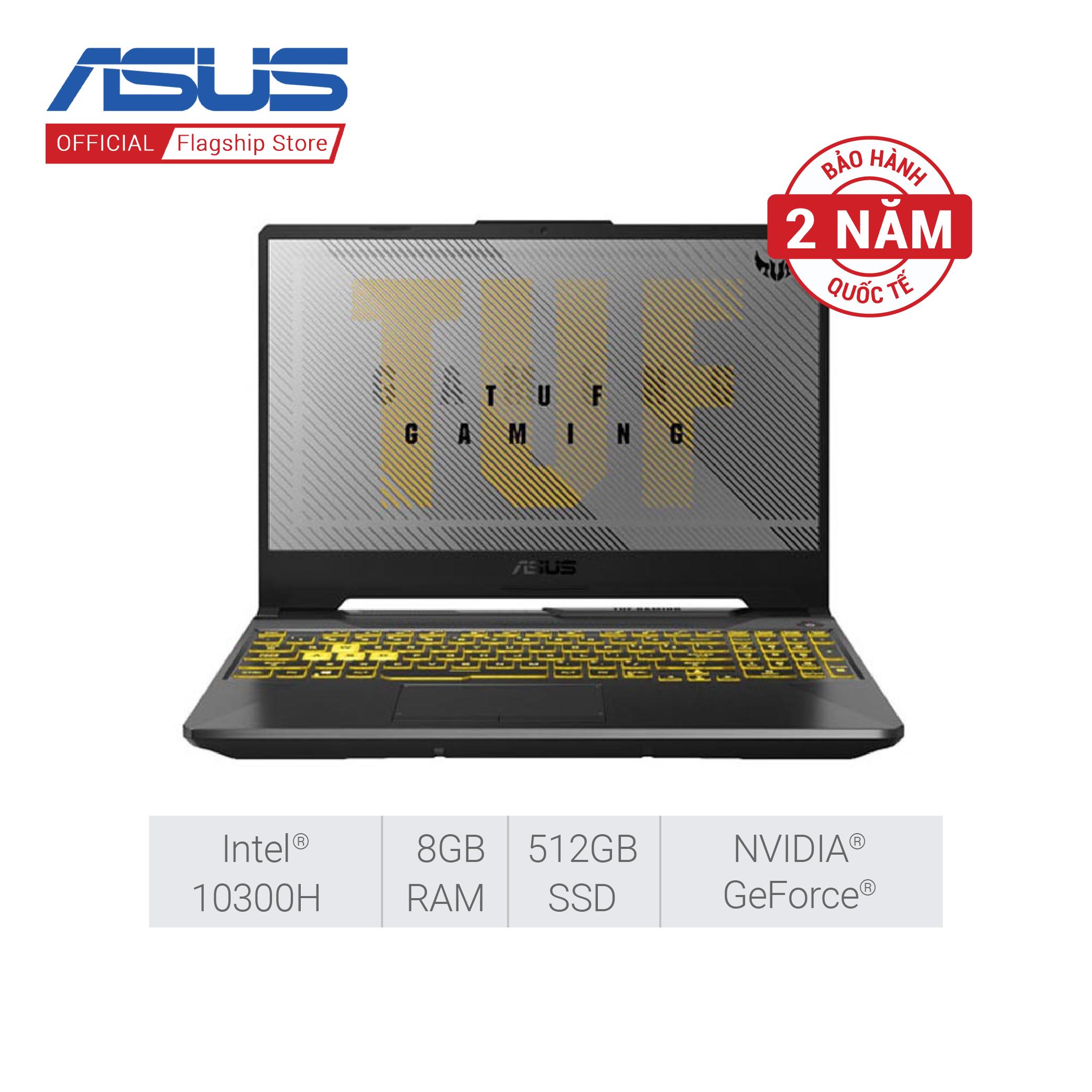 [SUPER SALE 21.09] Laptop Asus TUF FX506LH-HN002T (Core i5-10300H/8GB RAM/ 512GB SSD/15.6-inch FHD/WIN 10)
