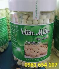 1 kg Viên mầm đậu nành nguyên xơ Xúy Mụi (2 hộp hàng chuẩn check code)