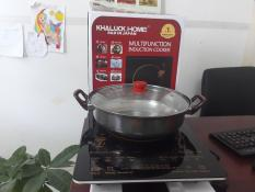 Bếp từ Khaluck KL198 (TẶNG KÈM LẨU INOX 26CM)