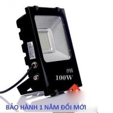 ĐÈN PHA 100W IP66 MẶT KÍNH(chống bụi,chống nước)