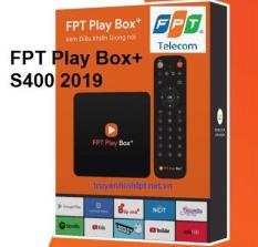 TIVI BOX FPT PLAY BOX PHIÊN BẢN 2019, Giải trí đỉnh cao với Video UltraHD 4K 60fps, Remote voice điều khiển bằng giọng nói, hệ điều hành Android 9 Pie, thoải mái xem Phim- lướt Web- Đọc báo- chơi game- hát karaoke