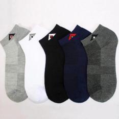 Tất nam 10 đôi cổ ngắn T&T hàng Việt Nam xuất khẩu chống hôi chân