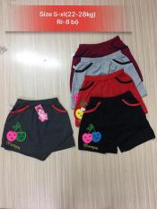 combo 3 quần dã váy cho bé gái từ 10-15kg