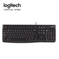 Bàn phím Logitech K120 (Đen) – BH Chính hãng 36 Tháng