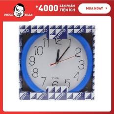 Đồng Hồ Treo Tường Hình Tròn – Xanh – UBL GW0010