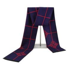 Khăn quàng cổ thời trang, khăn quàng công sở, khăn choàng nam cao cấp (Kích thước 32 cm X 182 cm)