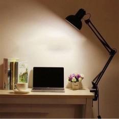 Đèn học kẹp bàn – Đèn học để bàn chống cận thị – Đèn chụp thông minh