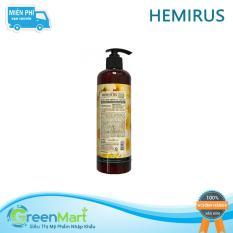 Dầu gội Hướng dương làm sạch da đầu giảm rụng tóc cấp ẩm dưỡng tóc bóng khỏe Hemirus Scalp Shampoo, Hàn Quốc 500g