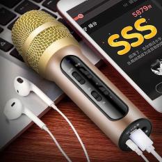Bộ mic thu âm livestream cực chất C11 cho giới trẻ, Micro Karaoke Livestream cực đã, cực chất