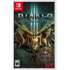 Đĩa trò chơi điện tử Nintendo Switch diablo eternal collection