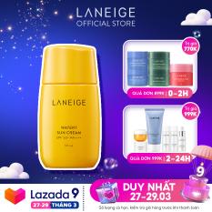 Kem chống nắng cho da thường và da khô Laneige Watery Sun Cream SPF50+ PA++++ 50ml