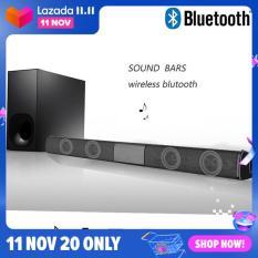 JMS Loa thanh bluetooth 4.0 không dây 5W, loa âm thanh nổi Hifi đài FM kết nối máy nghe nhạc điện thoại thông minh – INTL