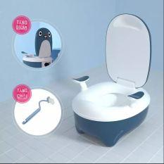 Bô vệ sinh cho bé cao cấp, tiện lợi, dễ dàng vệ sinh