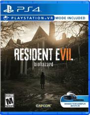 Đĩa game Resident Evil 7 Biohazard PS4
