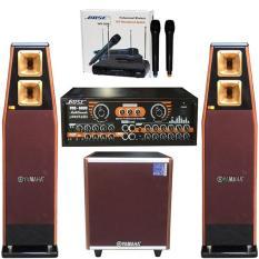 Dàn karaoke và nghe nhạc PA – 8900 II