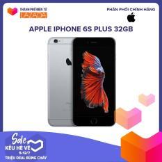 Điện thoại Apple iPhone 6s Plus 32GB – Hàng Chính Hãng Mã VN/A