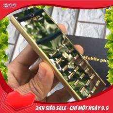 Điện thoại độc lạ giá rẻ 2 mặt kính cường lực soi gương nặn mụn – kèm gậy chọt sim [Full box]   Bảo hành 12 tháng