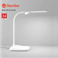 Đèn bàn LED cảm ứng Rạng Đông RD-RL-36.LED – chip LEDSamsung có hiệu suất sáng cao, ánh sáng không nhấp nháy, bảo vệ thị lực