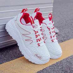 giày sóng đỏ