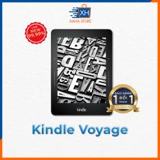 Máy đọc sách Kindle Voyage – Kindle Voyage ereader – like new 99,99%