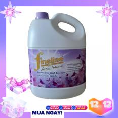 Nước giặt Fineline Thái Lan Tím 3L hàng chuẩn