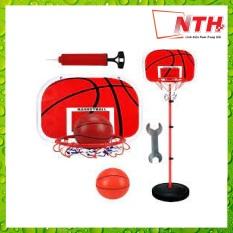 Bộ đồ chơi bóng rổ rèn luyện kỹ năng cho bé