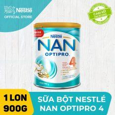 [FREESHIP] Sữa bột Nestle NAN Optipro 4 cho trẻ trên 2 tuổi 900g – Cam kết HSD còn ít nhất 10 tháng