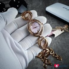 [Xả lỗ do dịch Corona] Đồng hồ nữ lắc tay đính đá YOHEMEI CH373