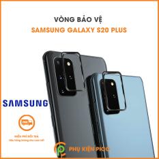 Vòng bảo vệ camera Samsung Galaxy S20 Plus kim loại ốp viền camera chống xước
