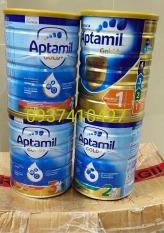 MẪU MỚI -(Date xa 2021) Aptamil gold số 1 và 2 900gr