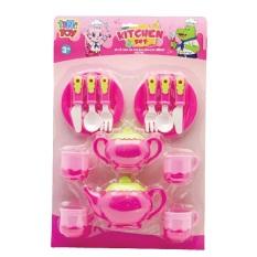 Bộ đồ chơi ấm trà gia đình Kitchen Set