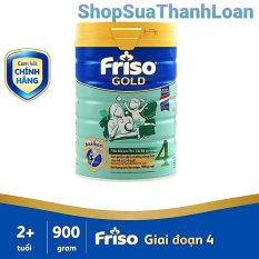 HSD T7-2022] Sữa Bột FRISO GOLD 4 900g