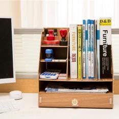 KỆ TÀI LIỆU ĐỂ BÀN, Kệ tài liệu, Kệ đựng tài liệu, Kệ để tài liệu văn phòng, Kệ đựng tài liệu văn phòng, Kệ để tài liệu bằng gỗ – Canashop