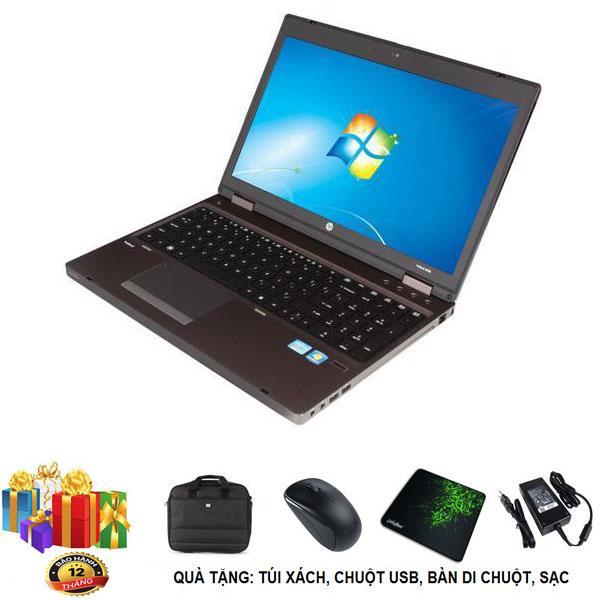 Laptop Doanh Nhân Mạnh Mẽ Bền Bỉ-HP Probook 6560B (core i5 2450/ram 4g/ổ 250g/màn 15.6) máy nhập khẩu nhật bản