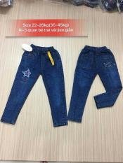 quần jean dài, lững cho bé trai và gái 8-40kg