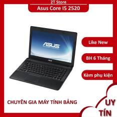 Laptop Asus Core I5 2520 ổ SSD 128GB chạy mượt, chiến liên minh tốt, văn phòng ổn