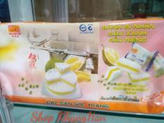 Bánh in nhân đậu xanh sầu riêng-Tân Huê Viên