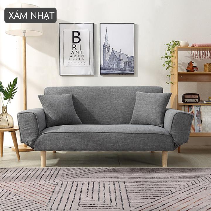 Ghế sofa kiêm giường nằm – Sofa lười – Sofa đơn gấp gọn đa chức năng ngủ nghi và trang trí phòng khách