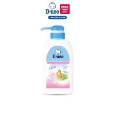 Nước rửa bình sữa D-nee 500 ML
