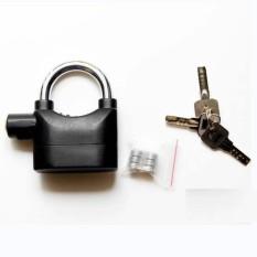 Khóa Chống Trộm Cướp Xe Máy Alarm Lock Có Còi Báo Động