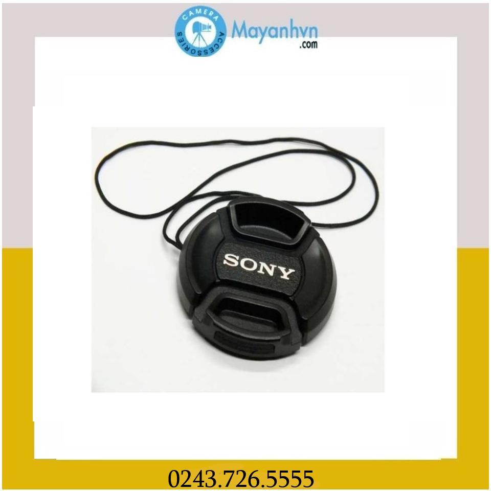 Nắp đậy ống kính Sony 49mm