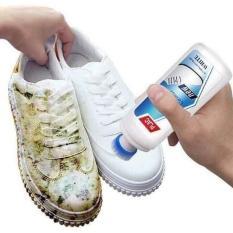 [Dang Lan Fashion ] Chai xịt tẩy trắng giày dép túi xách đa năng -đẹp như mới ( có đầu bàn chải )!!!