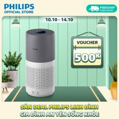 Máy lọc không khí Philips AC2936/13 -Làm sạch không khí trong vòng chưa đầy 8 phút-Lọc không khí trong phòng rộng 98 m² – Hàng chính hãng,