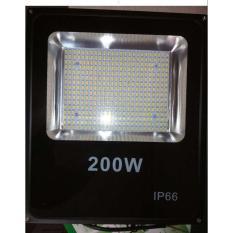 Đèn Pha Led 200W IP66 Siêu mỏng, siêu sáng (Ánh Sáng Trắng)