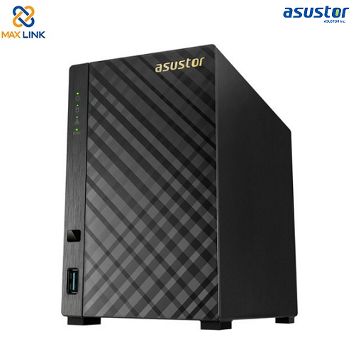 Thiết bị lưu trữ NAS Asustor AS1002T V2