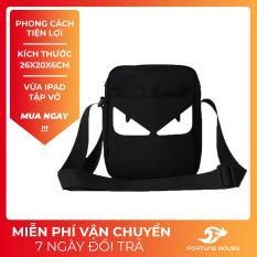 Túi đeo chéo IPAD Sành Điệu cho nam nữ 20x26cm C860 Fortune Mouse