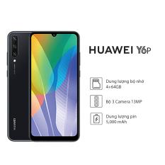 Điện thoại Huawei Y6P (4GB/64GB) [BẢO HÀNH CHÍNH HÃNG]