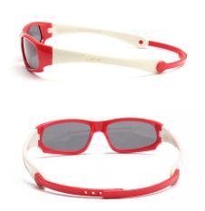 Kính trẻ em phong cách thể thao chống tia UV + Tặng hộp kính K170