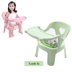 Ghế ăn có bàn dễ tháo lắp cho con yêu của bạn